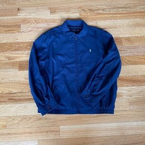 Men's Lightweight Ralph Lauren Polo Jacket